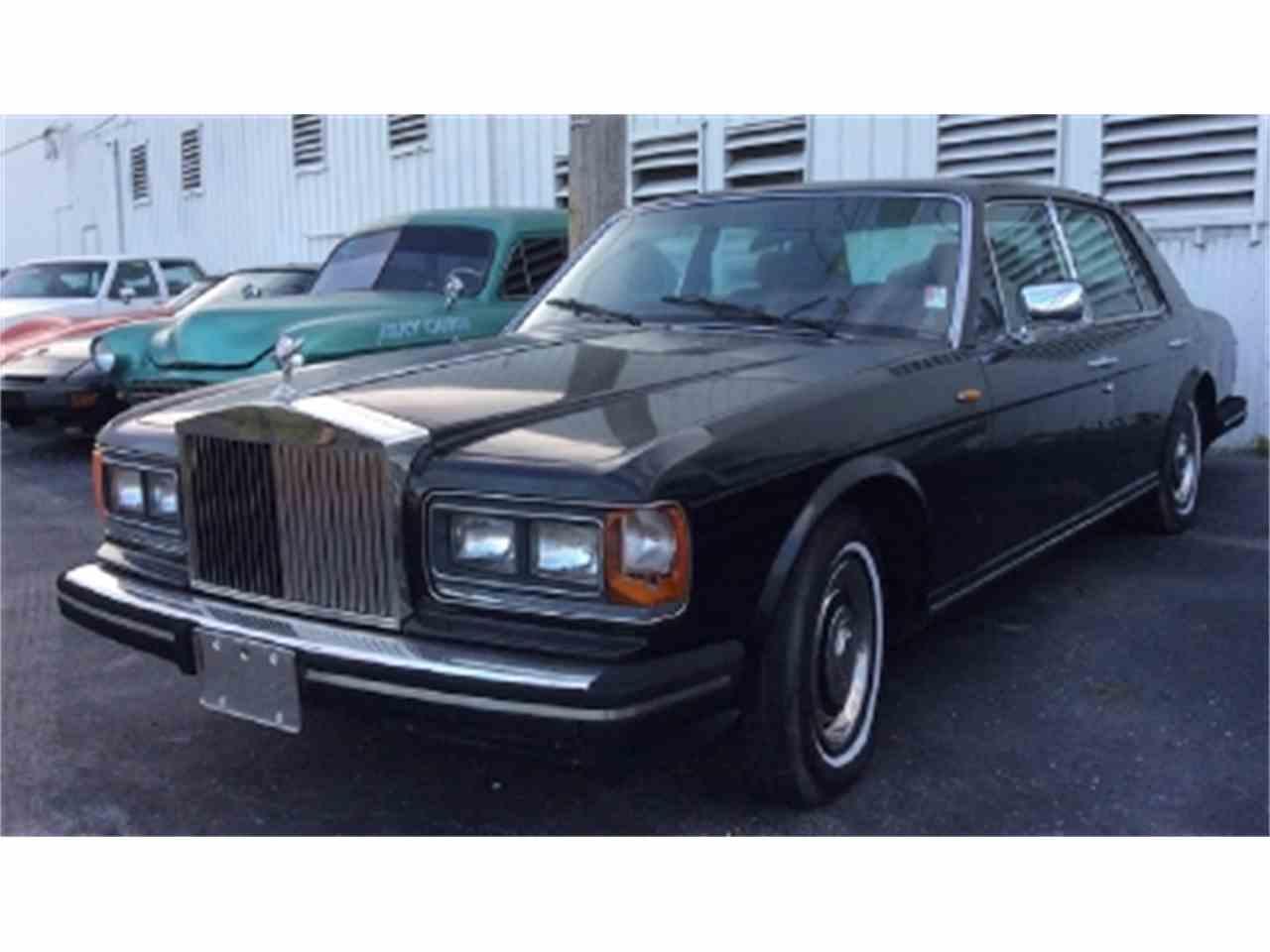 Large Picture of '83 Silver Spirit located in Miami Florida - $9,500.00 - E42A
