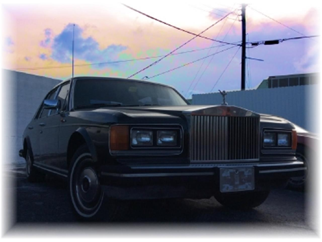 Large Picture of 1982 Rolls-Royce Silver Spirit located in Miami Florida - $7,500.00 - E42C