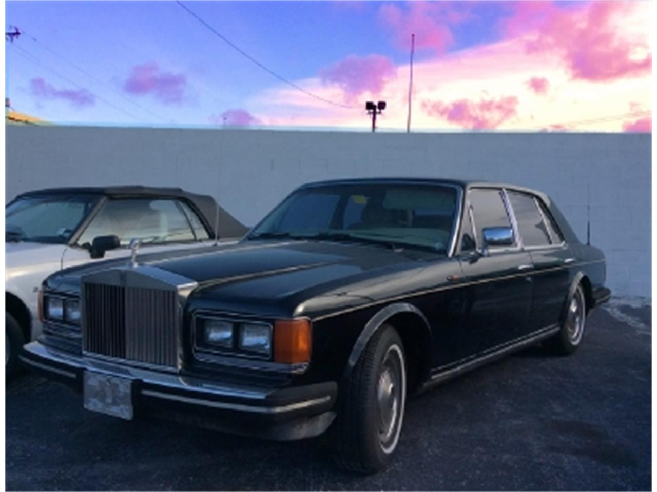 Large Picture of '82 Rolls-Royce Silver Spirit - E42C