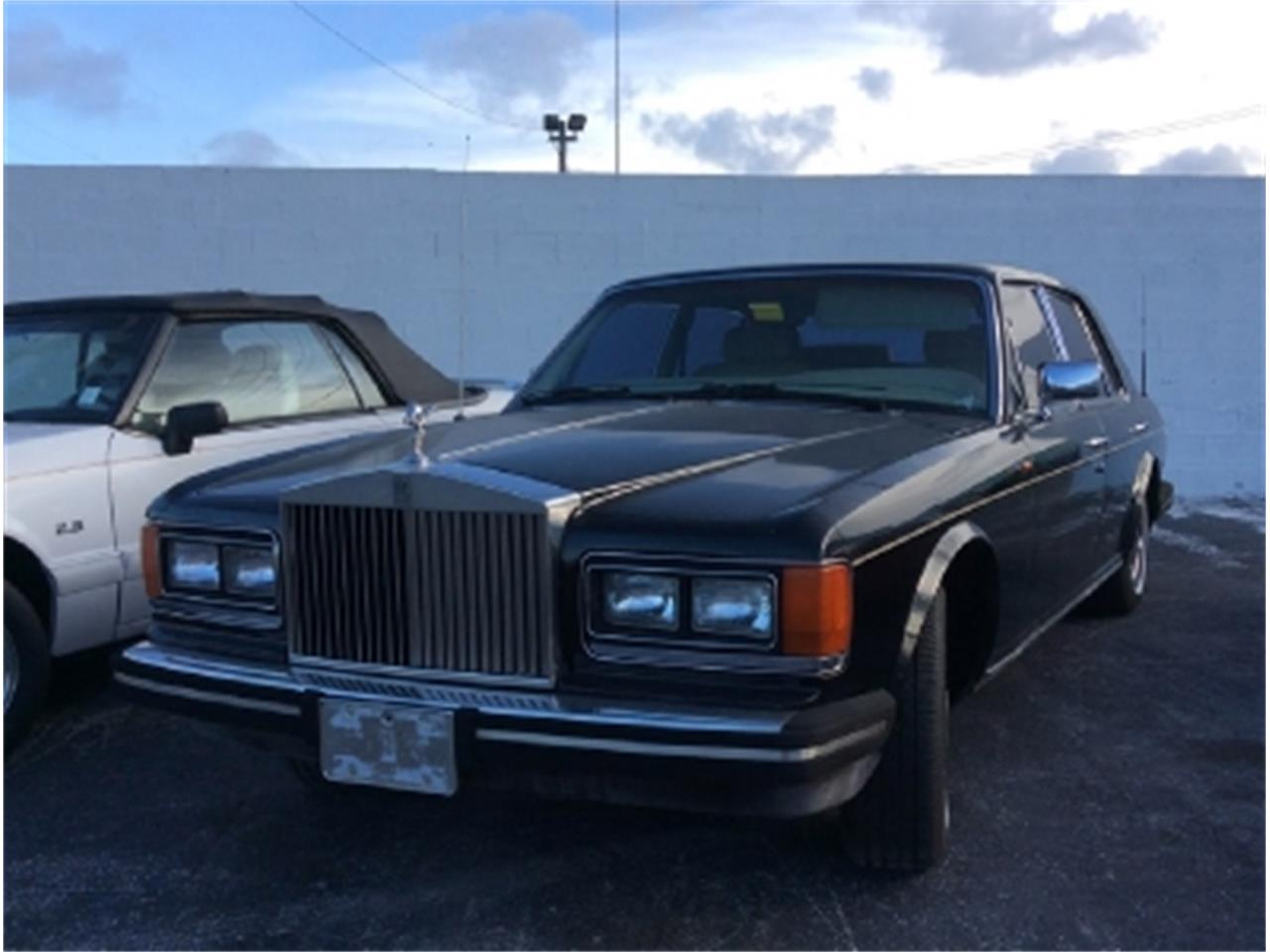 Large Picture of 1982 Rolls-Royce Silver Spirit Offered by Sobe Classics - E42C