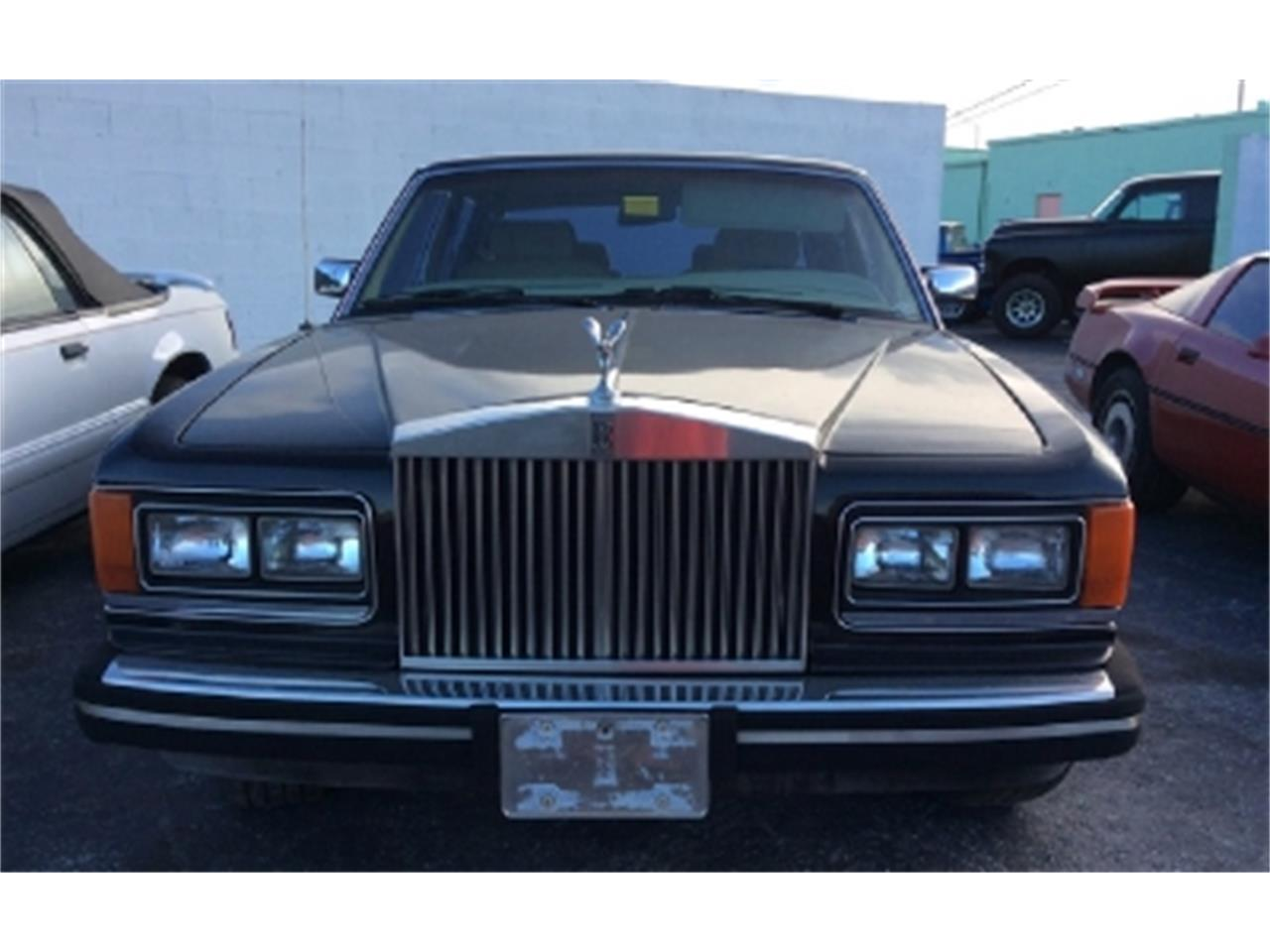Large Picture of 1982 Rolls-Royce Silver Spirit located in Miami Florida - $7,500.00 Offered by Sobe Classics - E42C