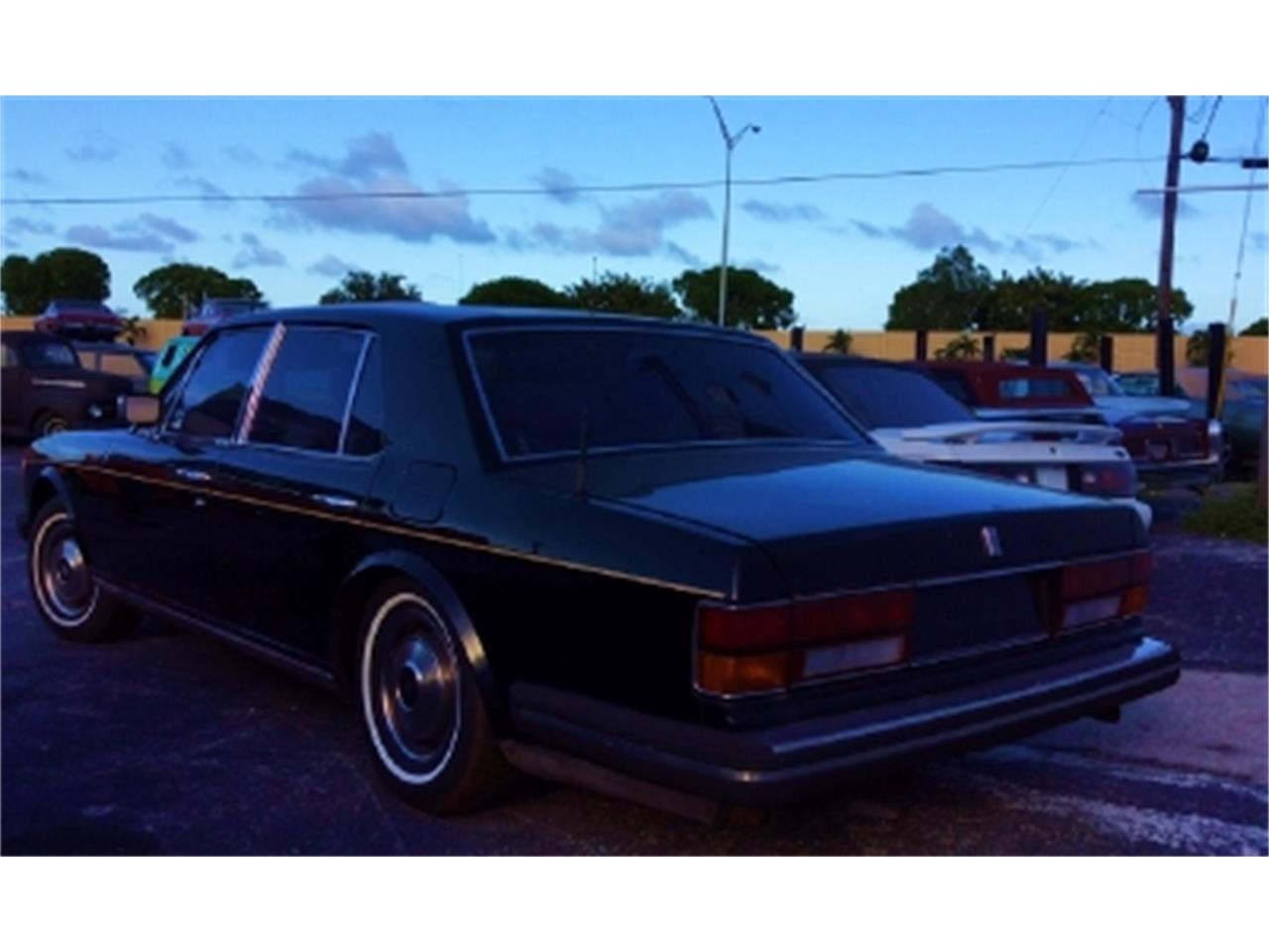 Large Picture of 1982 Rolls-Royce Silver Spirit located in Florida - E42C