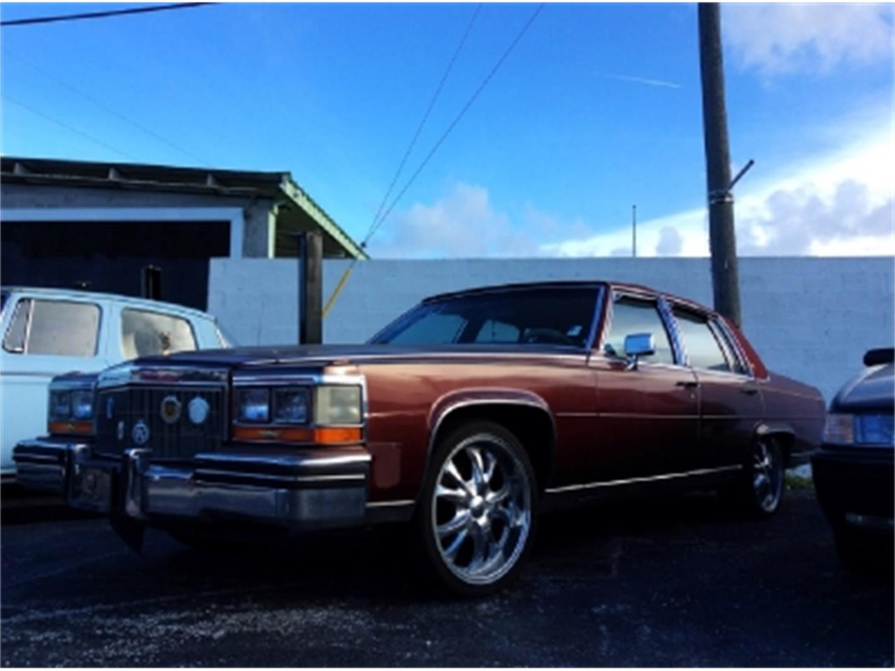 Large Picture of '83 4-Dr Sedan - E4WO