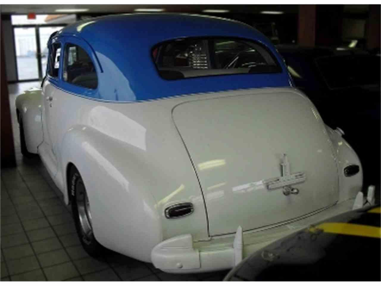 Large Picture of '41 Sedan - E4WP