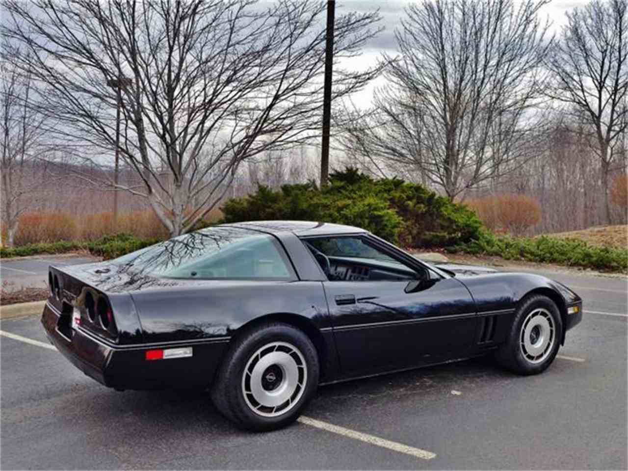 Large Picture of '84 Corvette - E50Y
