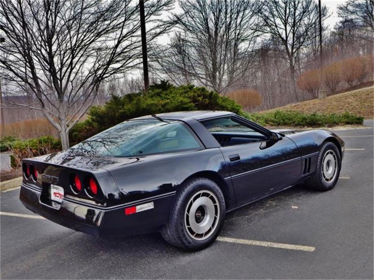 Large Picture of '84 Chevrolet Corvette Offered by Coffee's Sports and Classics - E50Y