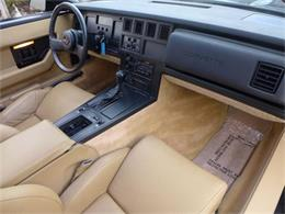 Picture of '84 Chevrolet Corvette located in Old Forge Pennsylvania Offered by Coffee's Sports and Classics - E50Y
