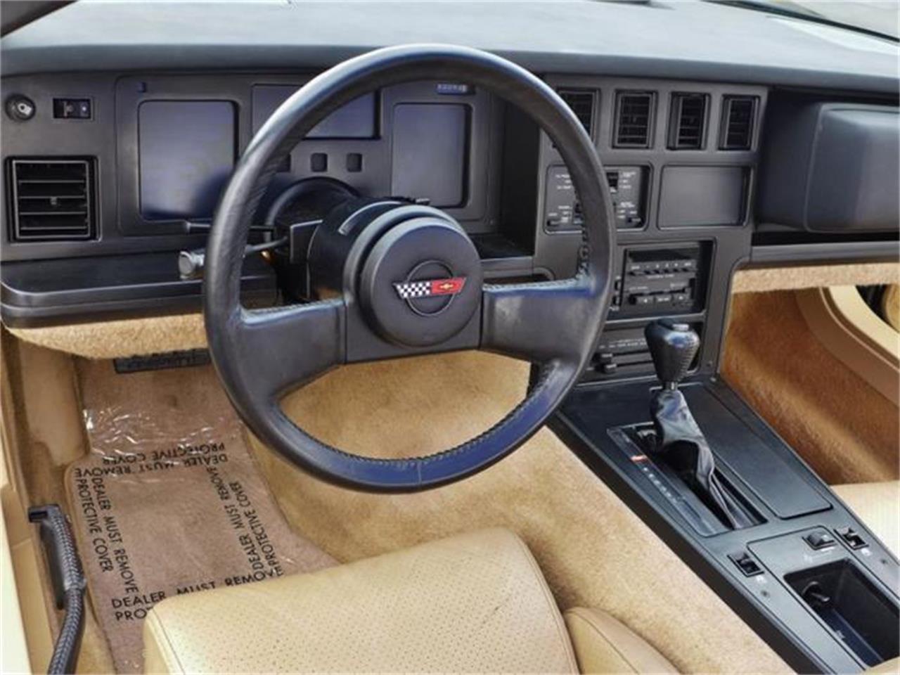 Large Picture of 1984 Corvette - E50Y
