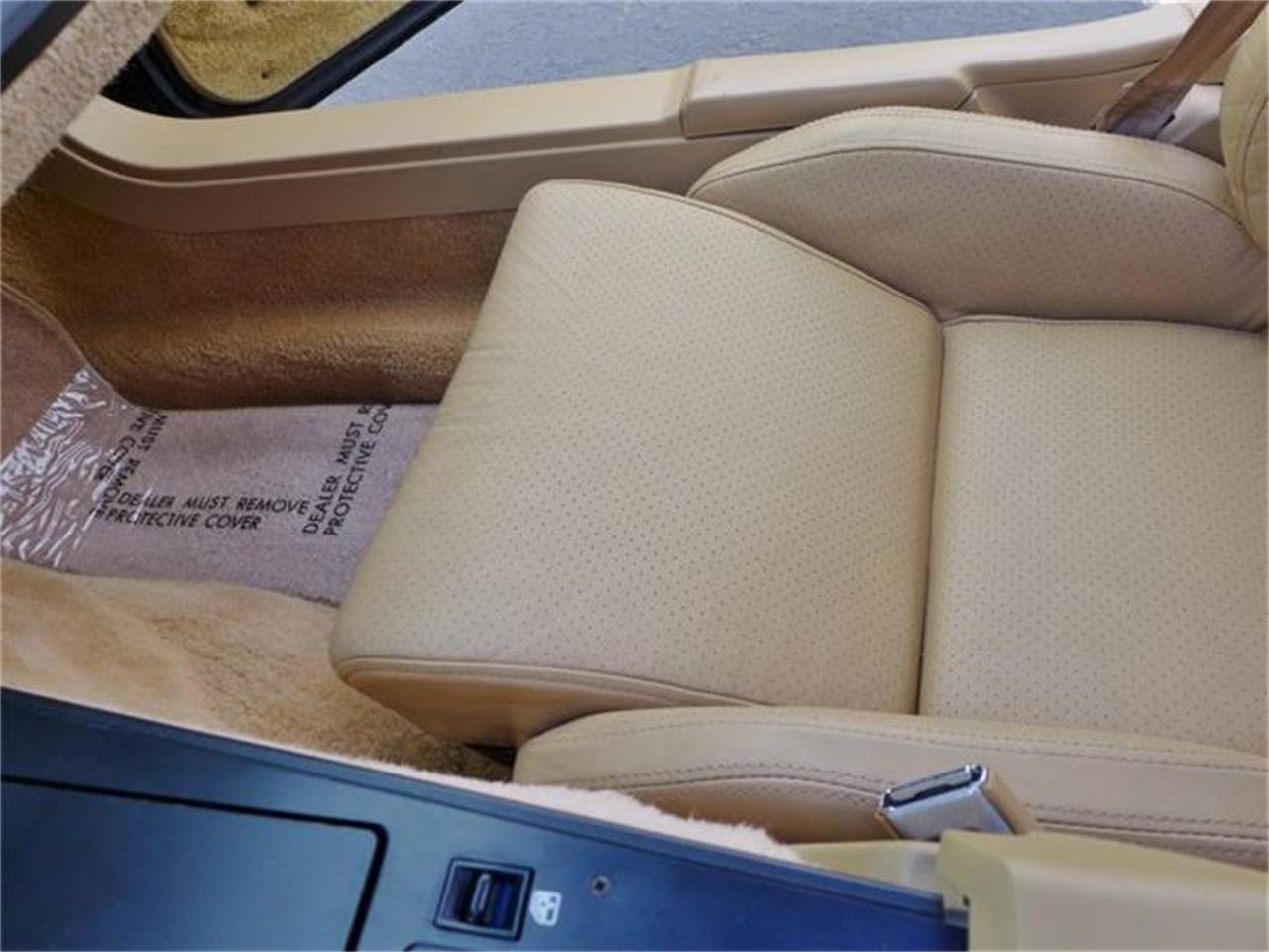 Large Picture of '84 Corvette - E50Y