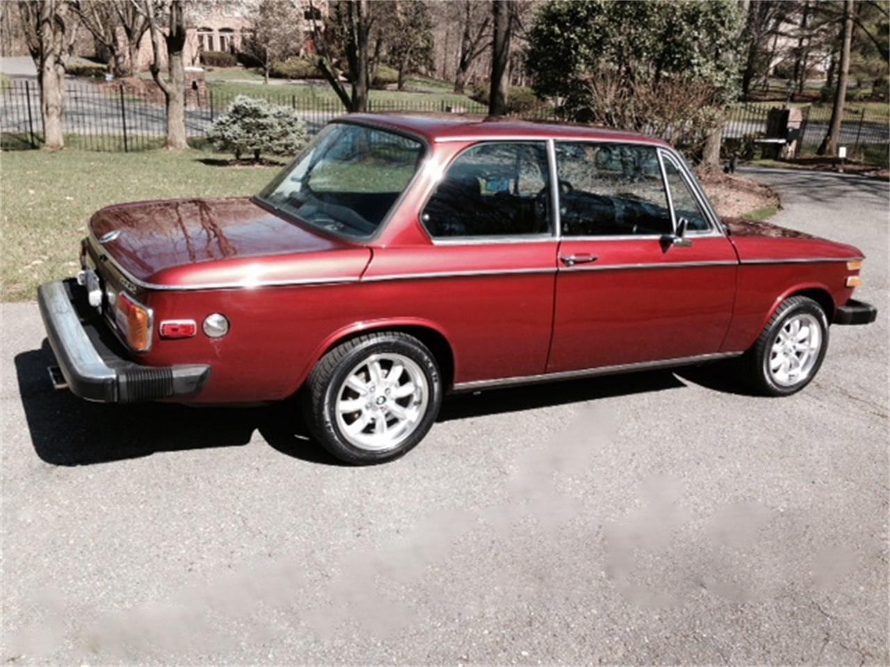 1976 Bmw 2002 For Sale Classiccars Cc 659746