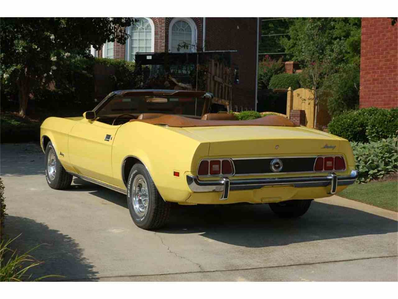 Large Picture of '73 Mustang - E5C5