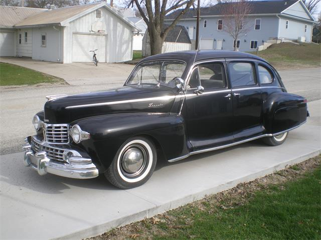 Picture of '47 Lincoln Sedan - $16,900.00 Offered by a Private Seller - E650