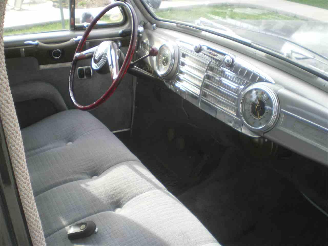 Large Picture of '47 Sedan - E650