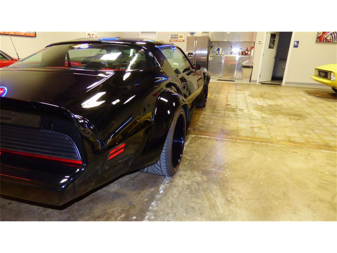 Large Picture of 1981 Firebird Trans Am Auction Vehicle - E5CK