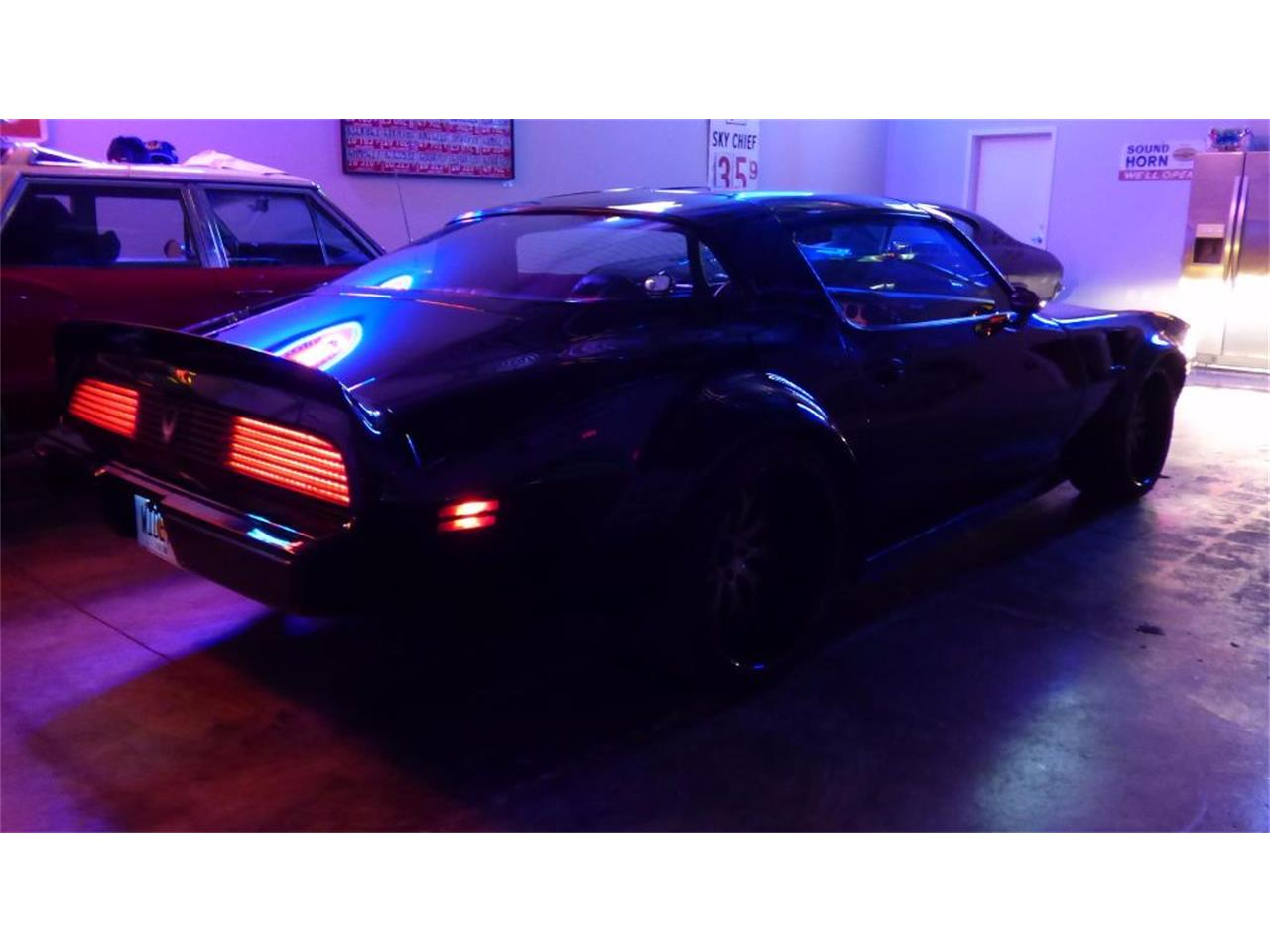 Large Picture of 1981 Firebird Trans Am Auction Vehicle Offered by Cruisers Specialty Autos - E5CK
