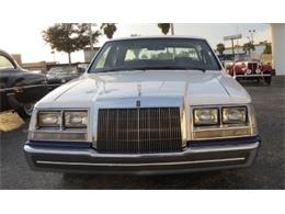 Picture of '84 Lincoln Continental - $4,800.00 Offered by Sobe Classics - E6H6