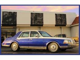 Picture of 1984 Lincoln Continental - E6H6