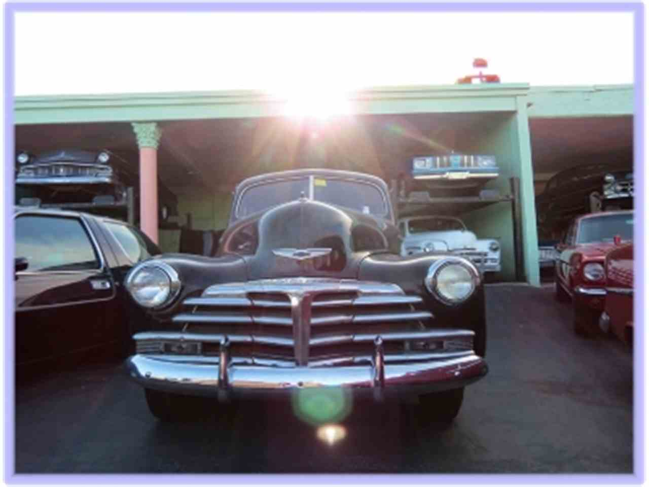 Large Picture of '48 Fordor - E6HB