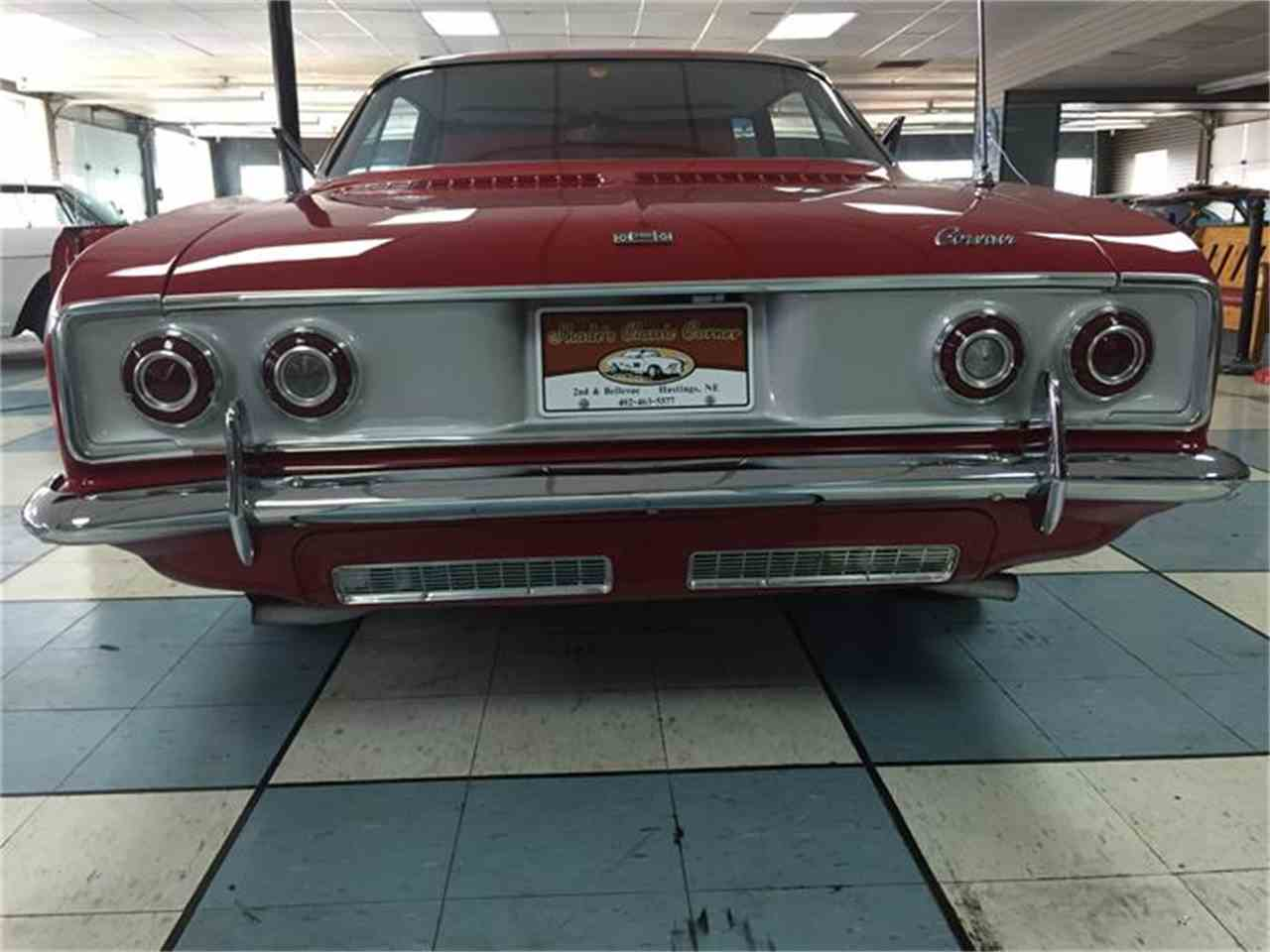 Large Picture of '65 Corvair - E6K8