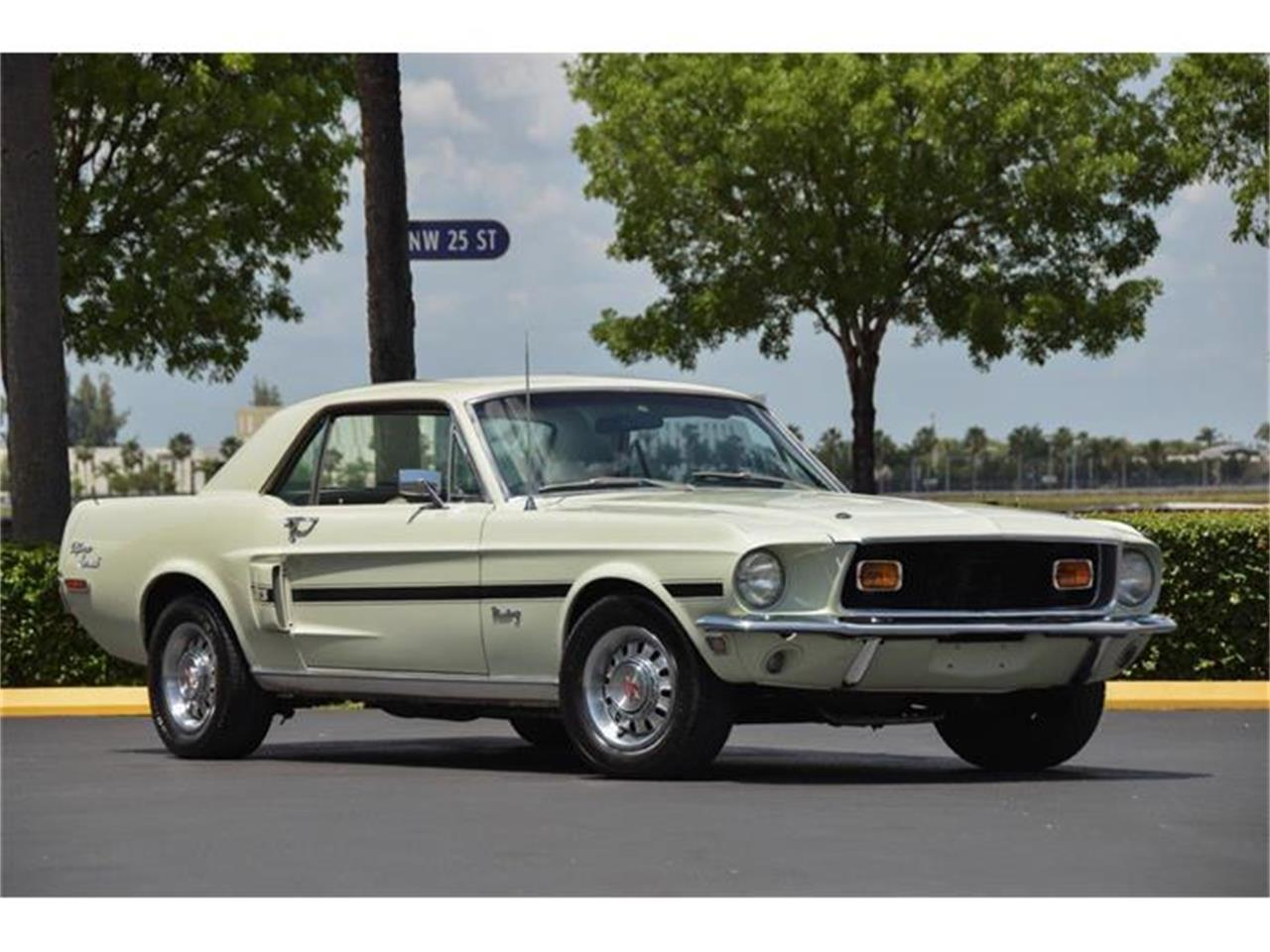 Large picture of 68 mustang gt cs california special e6m9
