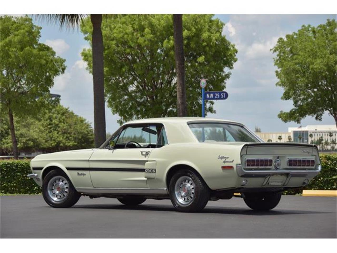1968 Ford Mustang GT/CS (California Special) for Sale ...