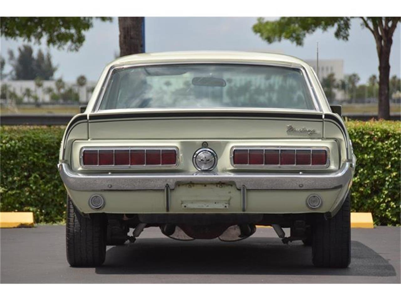 Large Picture of Classic '68 Mustang GT/CS (California Special) - E6M9