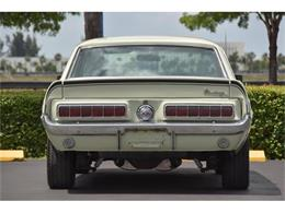 Picture of 1968 Ford Mustang GT/CS (California Special) located in Florida Offered by The Garage - E6M9