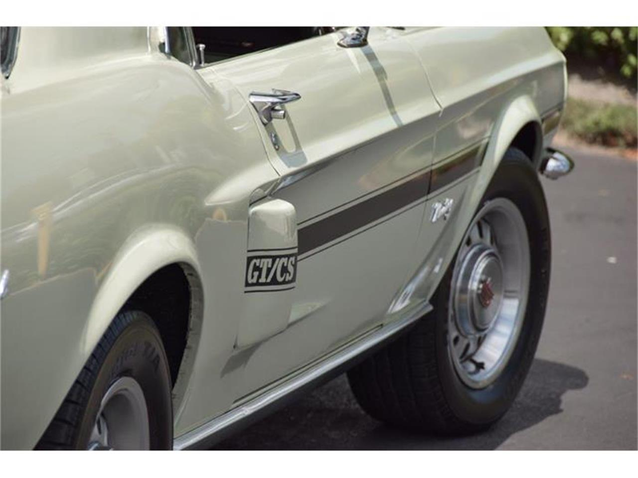 Large Picture of '68 Ford Mustang GT/CS (California Special) Offered by The Garage - E6M9