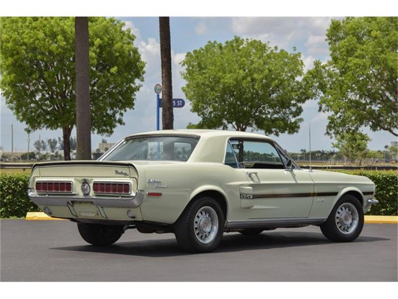 Large Picture of Classic '68 Ford Mustang GT/CS (California Special) located in Florida - $28,900.00 Offered by The Garage - E6M9
