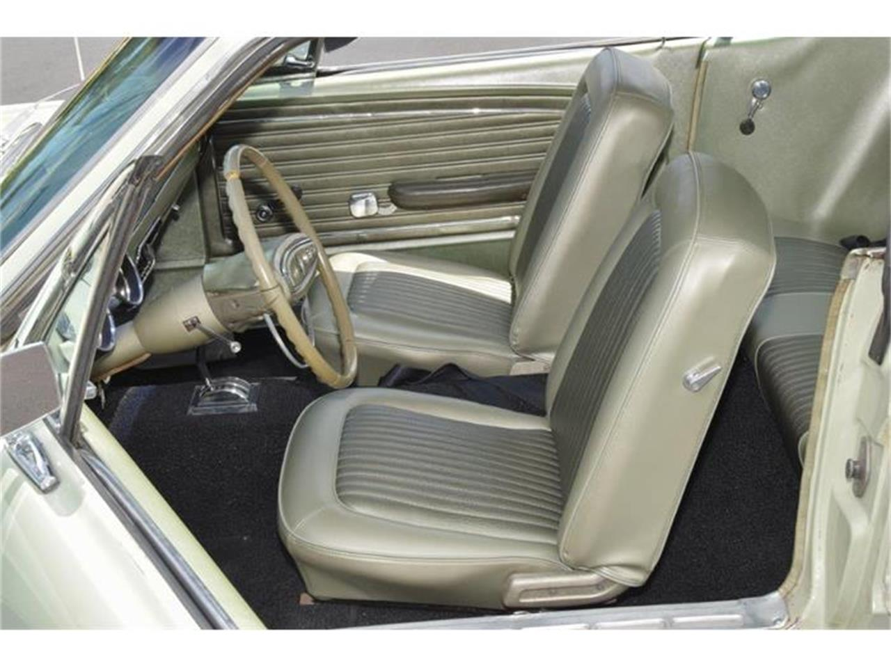 Large Picture of Classic 1968 Ford Mustang GT/CS (California Special) - $28,900.00 Offered by The Garage - E6M9