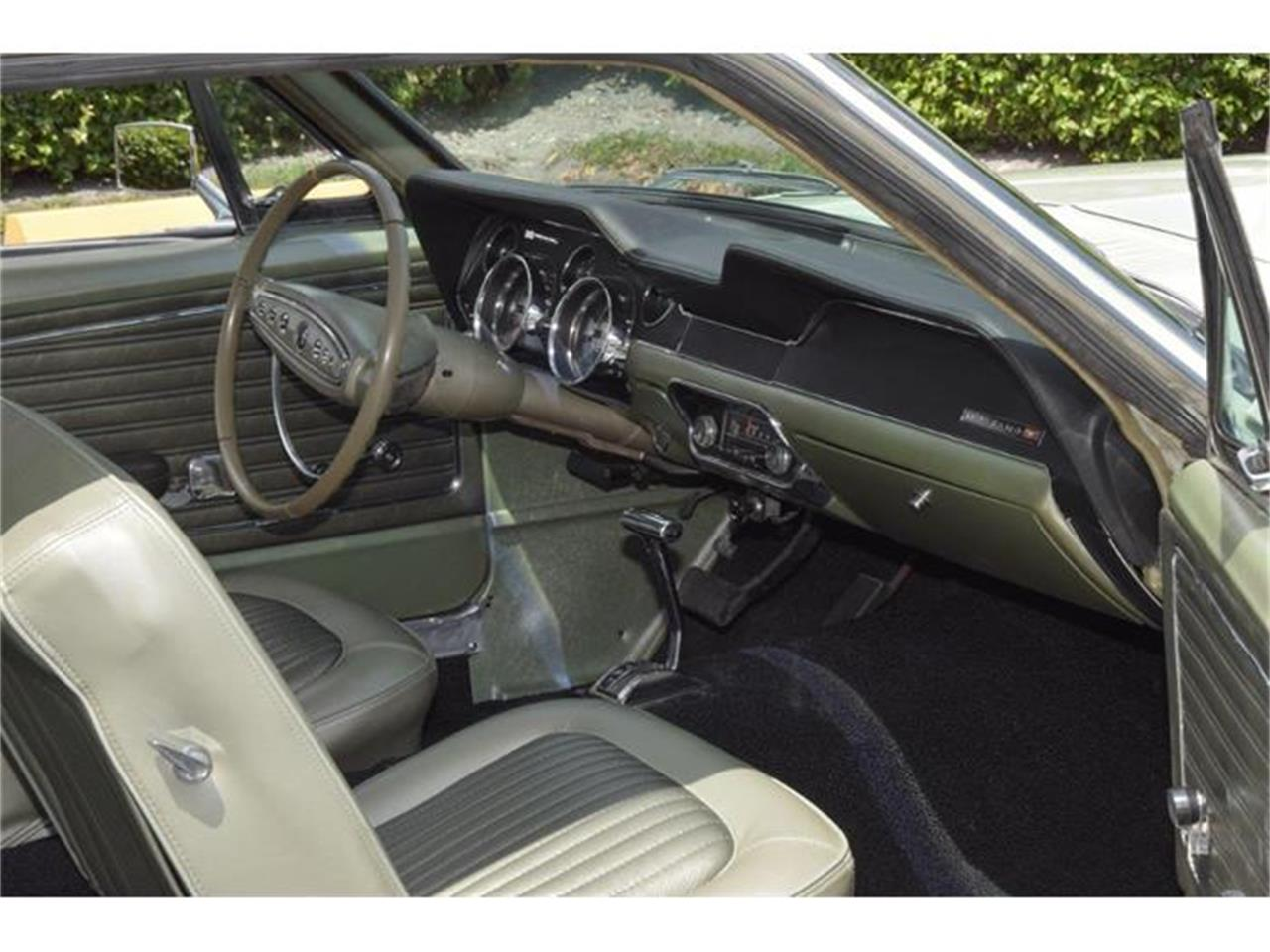 Large Picture of 1968 Ford Mustang GT/CS (California Special) located in Florida - E6M9