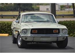 Picture of Classic '68 Ford Mustang GT/CS (California Special) located in Florida - $28,900.00 - E6M9