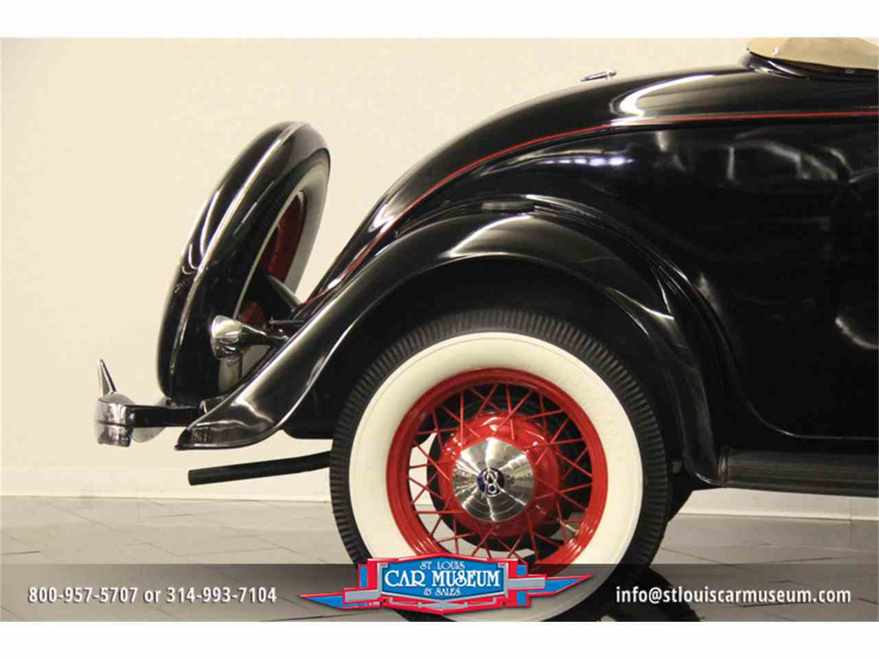 Large Picture of '33 Model 40 Deluxe Rumble-Seat Roadster - E6WH