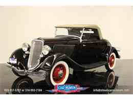 Picture of '33 Model 40 Deluxe Rumble-Seat Roadster - E6WH
