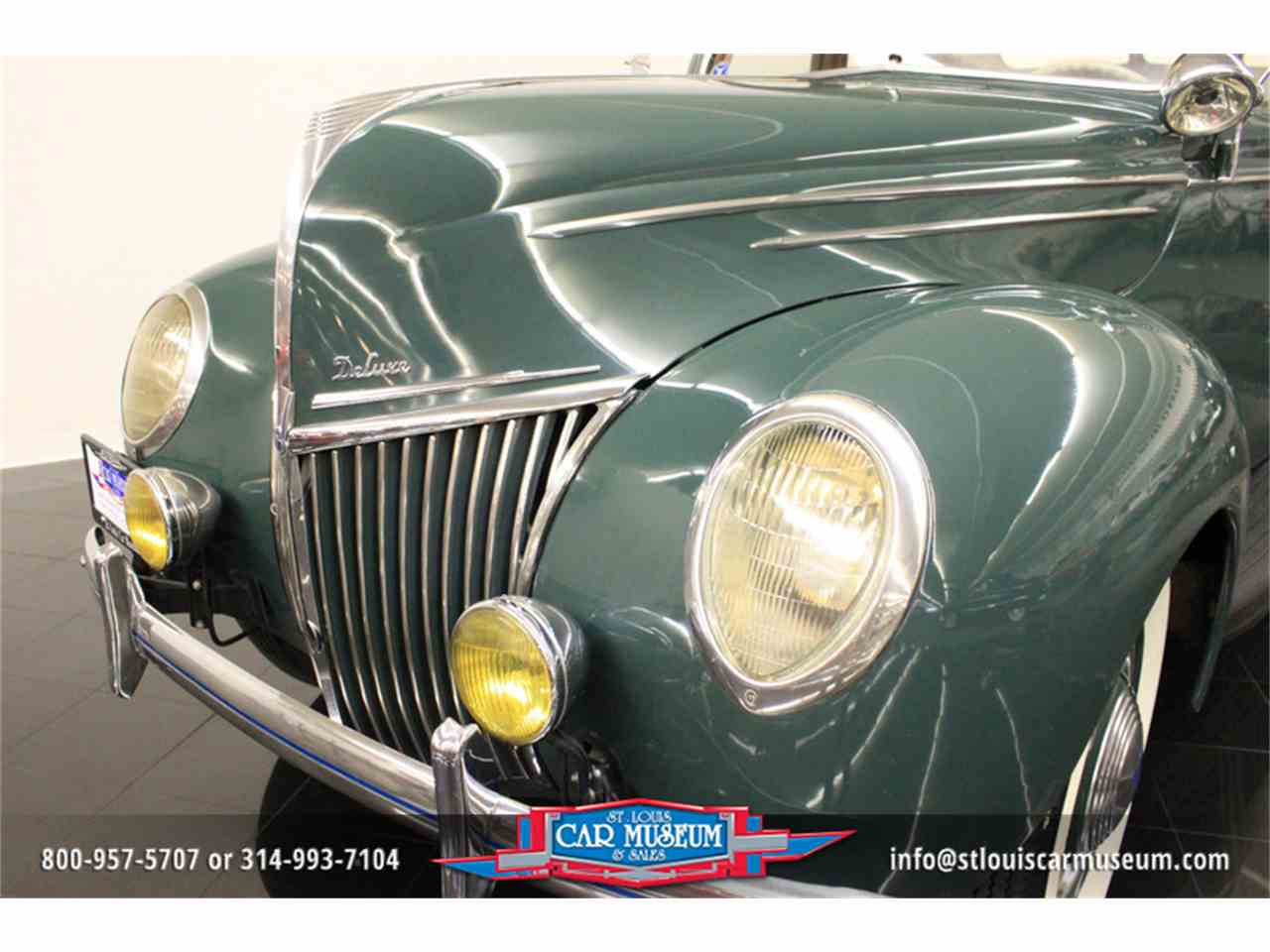 Large Picture of '39 Model 91A Deluxe Coupe - E6WR