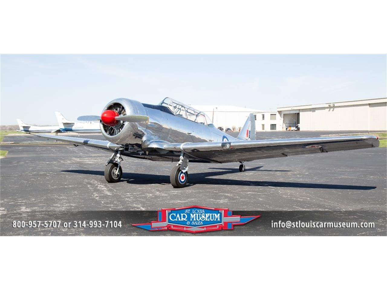 Large Picture of 1954 Aircraft located in St. Louis Missouri - E6XF
