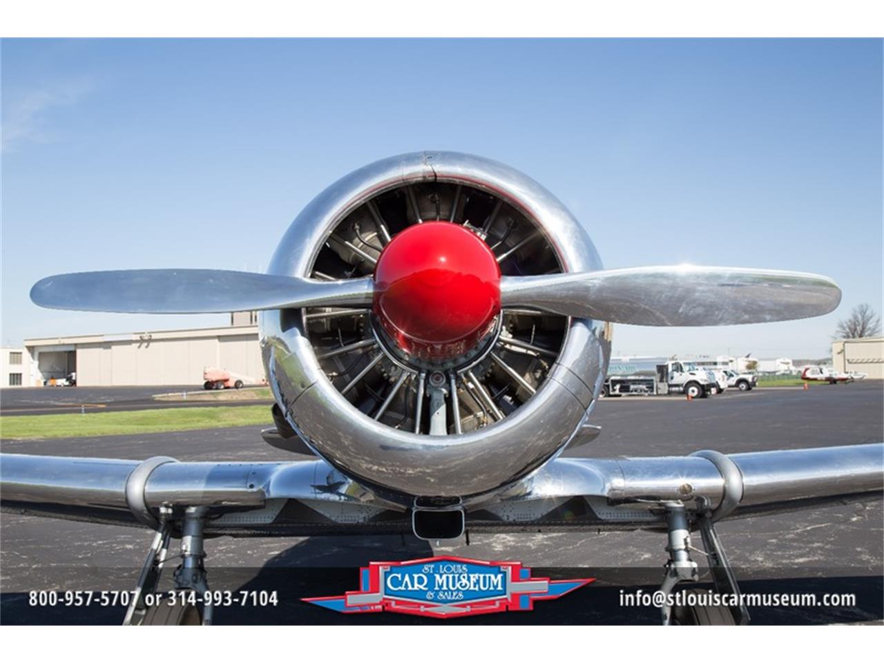 Large Picture of '54 Aircraft located in Missouri Offered by St. Louis Car Museum - E6XF