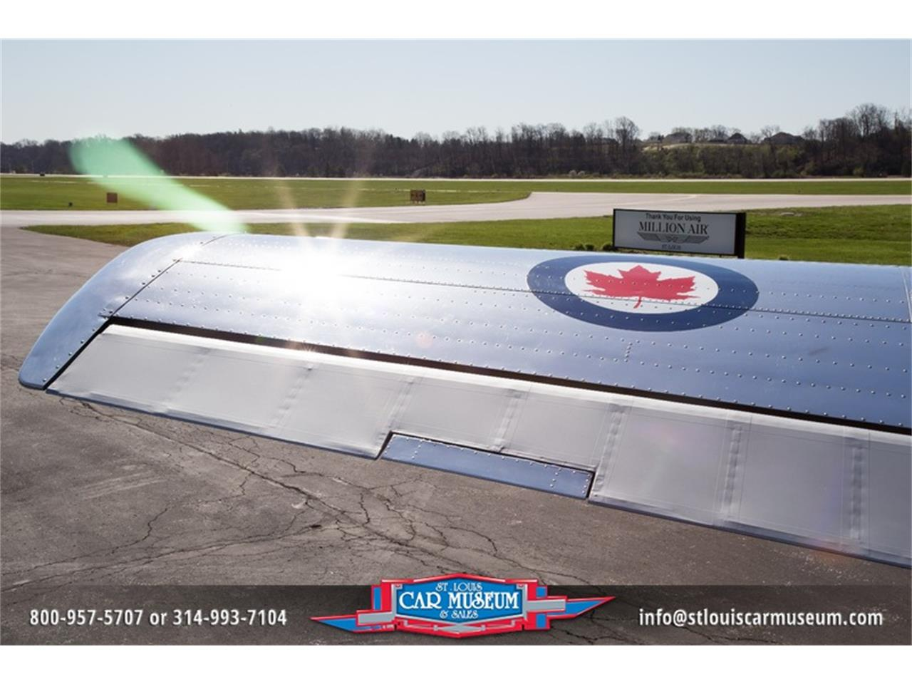 Large Picture of '54 Aircraft - $199,900.00 Offered by St. Louis Car Museum - E6XF