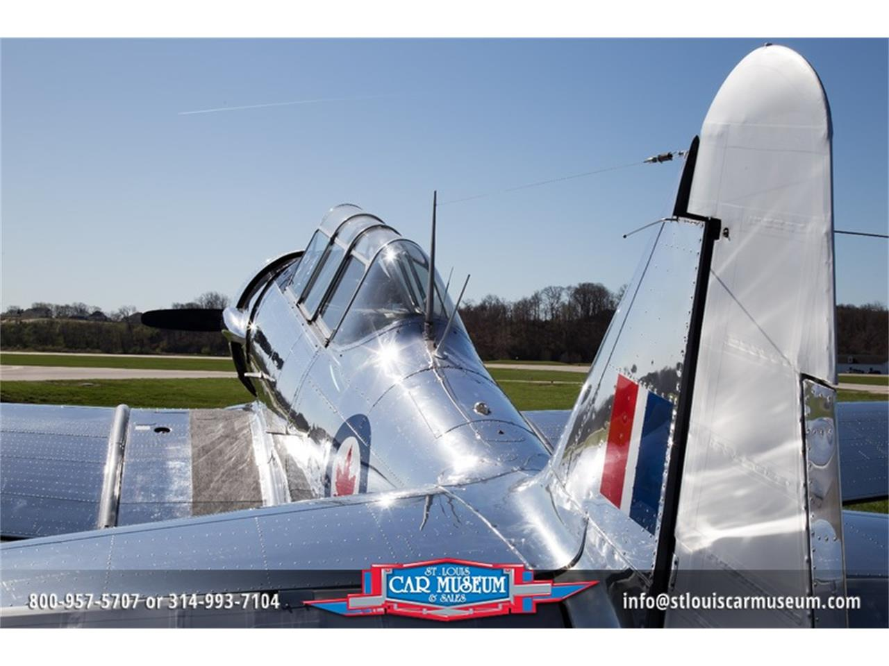 Large Picture of Classic '54 Unspecified Aircraft located in St. Louis Missouri - E6XF