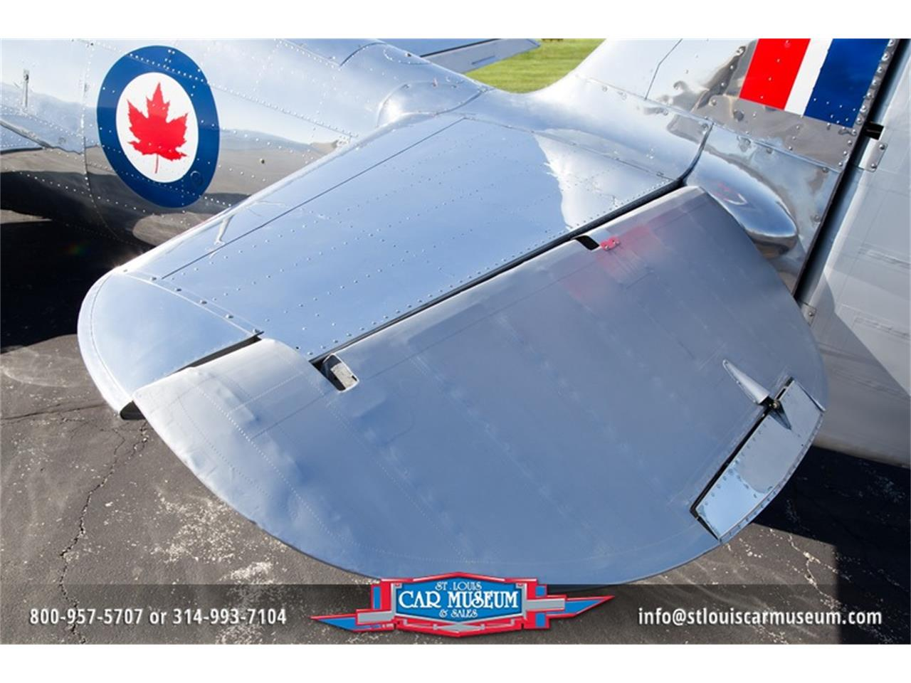 Large Picture of Classic '54 Aircraft - E6XF
