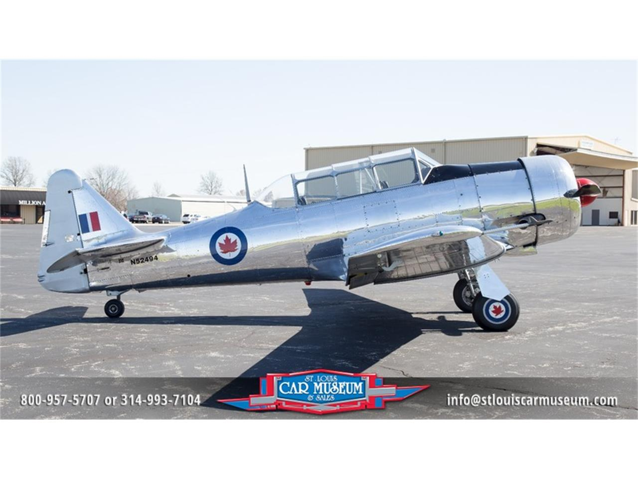 Large Picture of Classic '54 Aircraft - $199,900.00 Offered by St. Louis Car Museum - E6XF