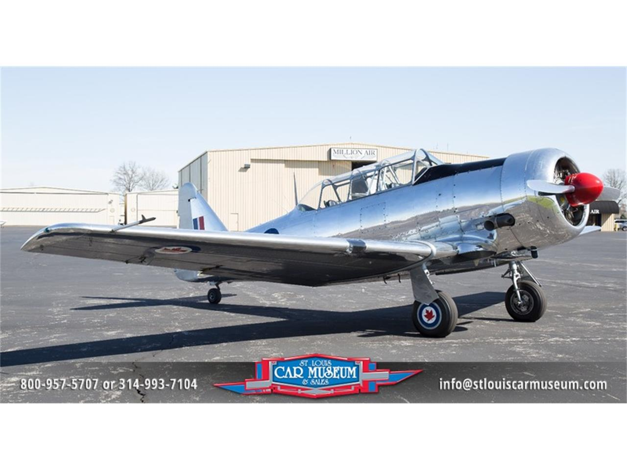 Large Picture of '54 Aircraft - $199,900.00 - E6XF