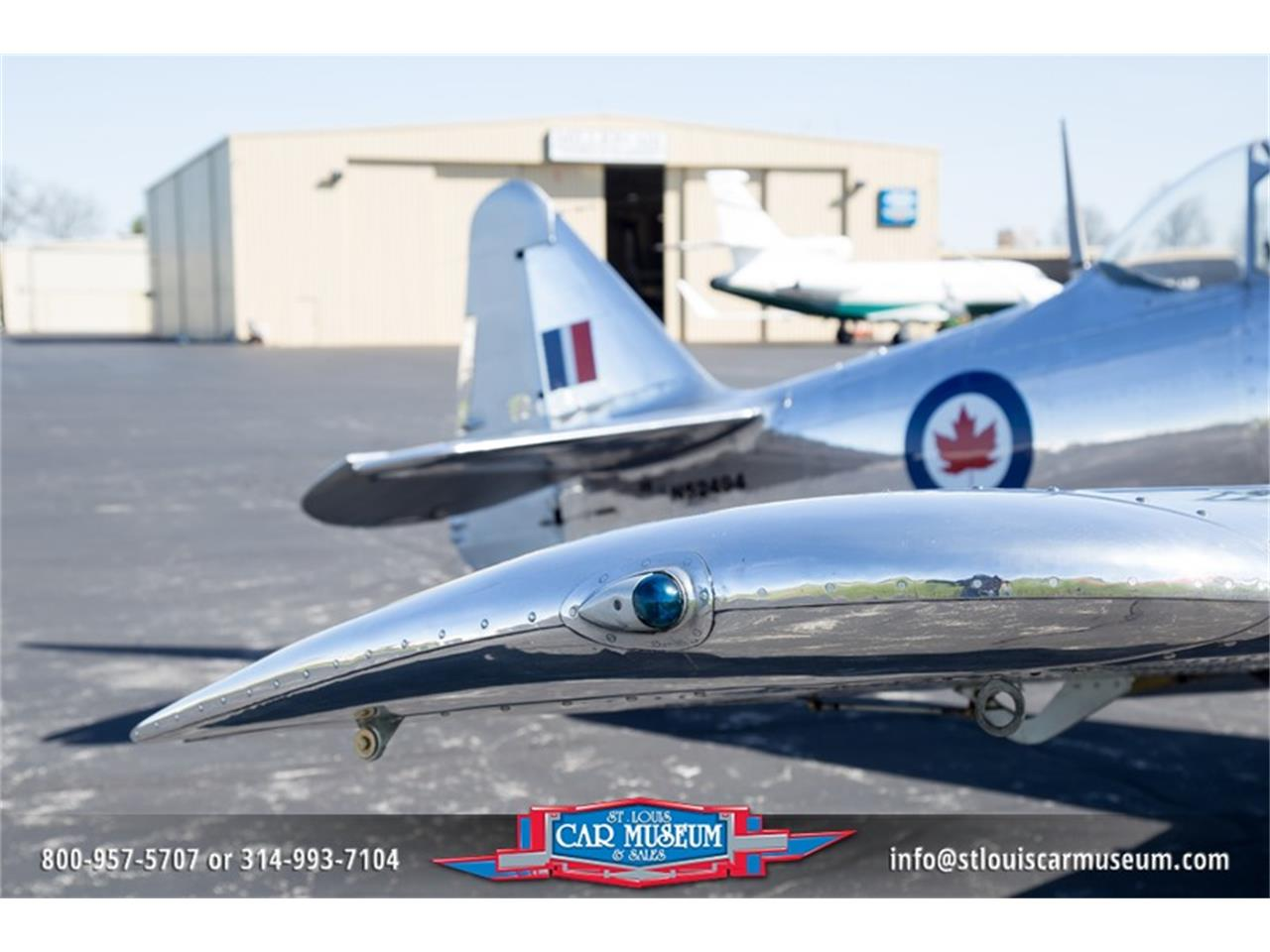 Large Picture of Classic 1954 Unspecified Aircraft located in St. Louis Missouri - $199,900.00 Offered by St. Louis Car Museum - E6XF