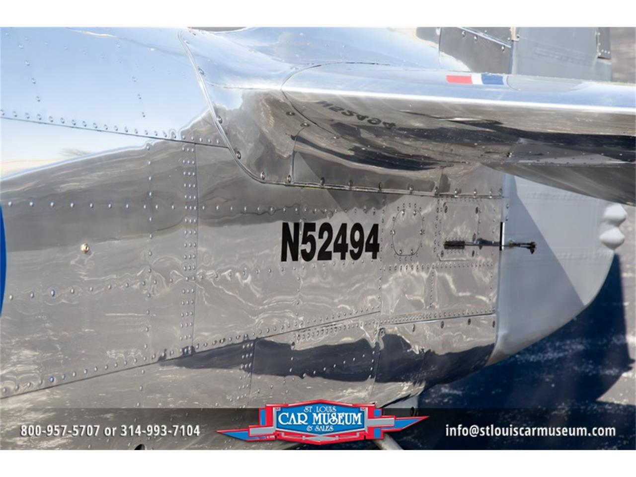 Large Picture of Classic '54 Aircraft located in St. Louis Missouri Offered by St. Louis Car Museum - E6XF