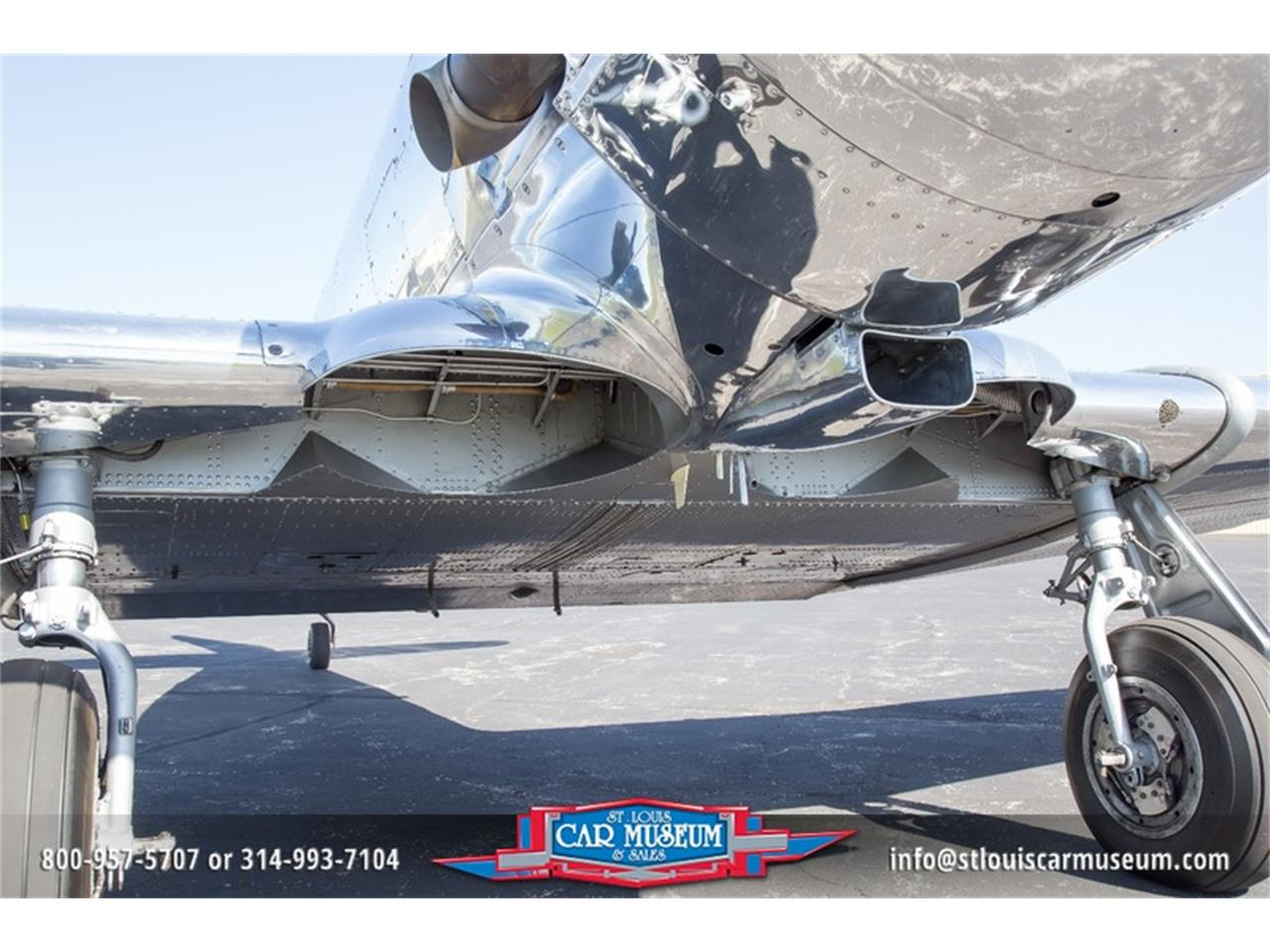 Large Picture of Classic '54 Unspecified Aircraft Offered by St. Louis Car Museum - E6XF