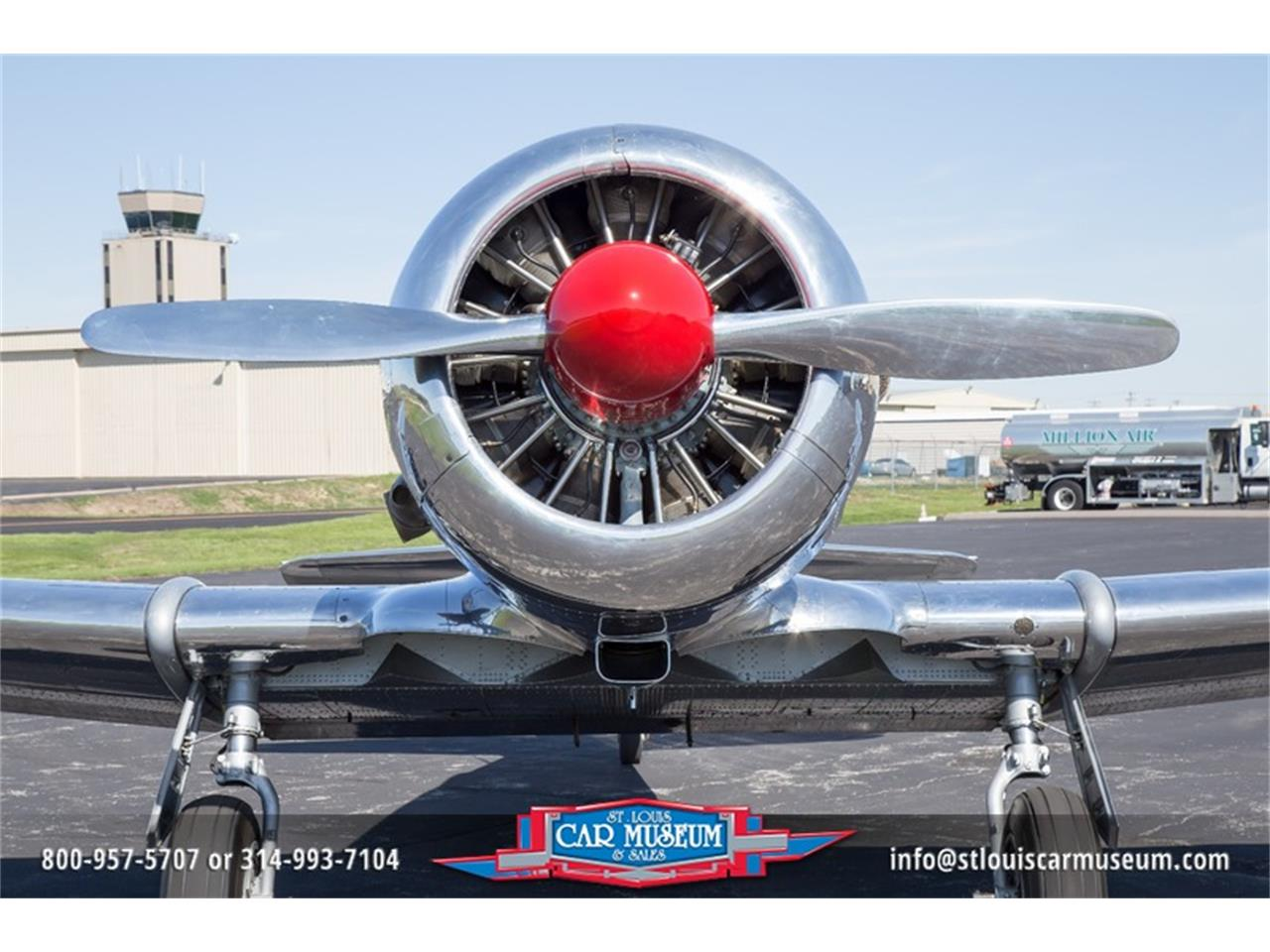 Large Picture of Classic '54 Unspecified Aircraft located in St. Louis Missouri Offered by St. Louis Car Museum - E6XF