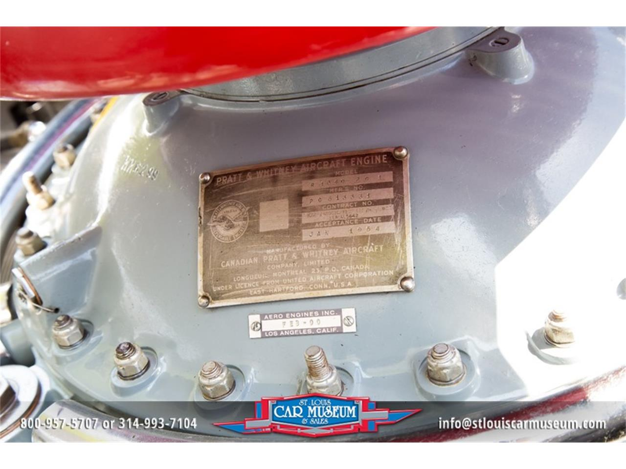 Large Picture of 1954 Aircraft located in Missouri - $199,900.00 Offered by St. Louis Car Museum - E6XF
