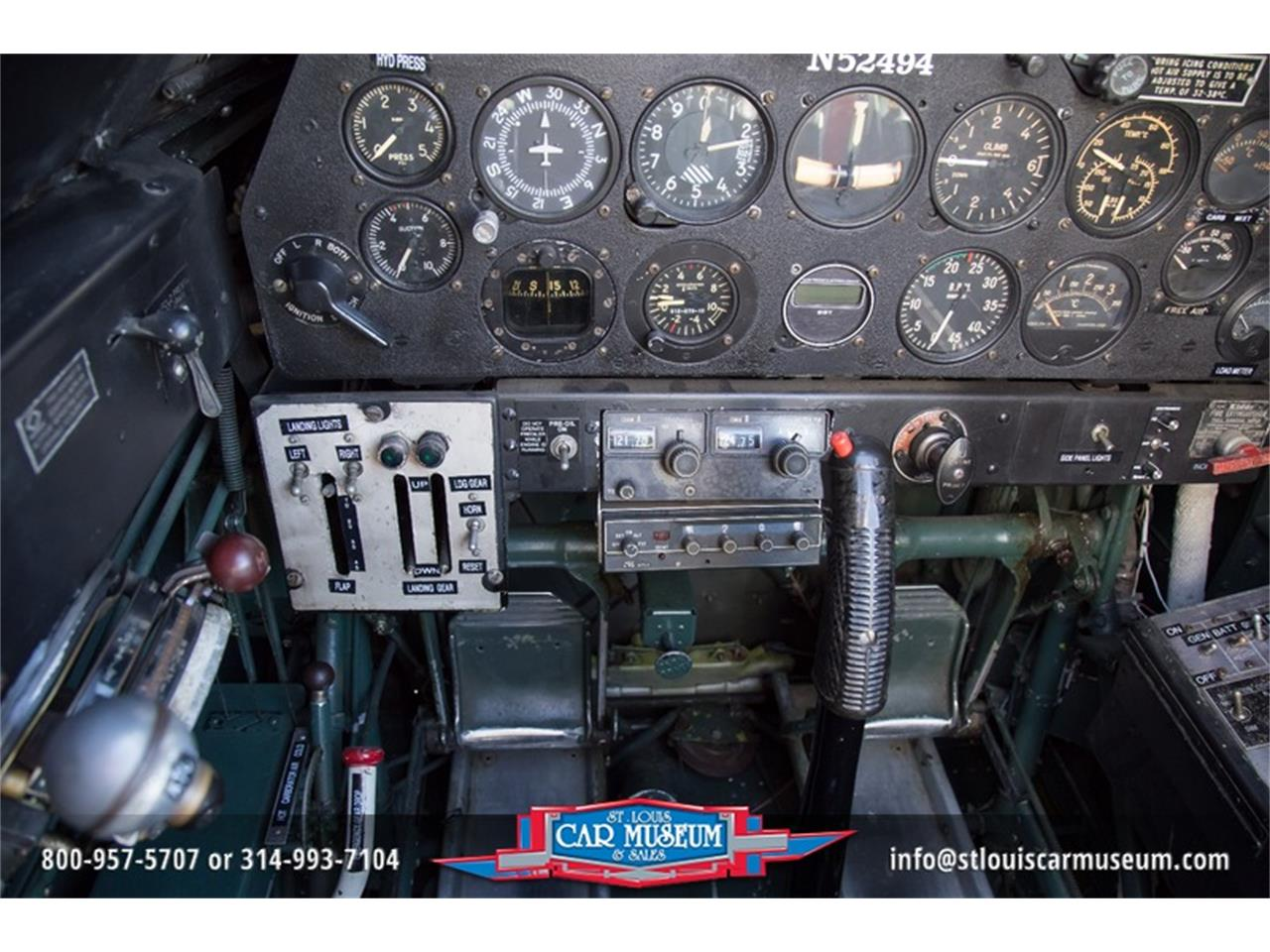 Large Picture of '54 Aircraft located in Missouri - $199,900.00 Offered by St. Louis Car Museum - E6XF