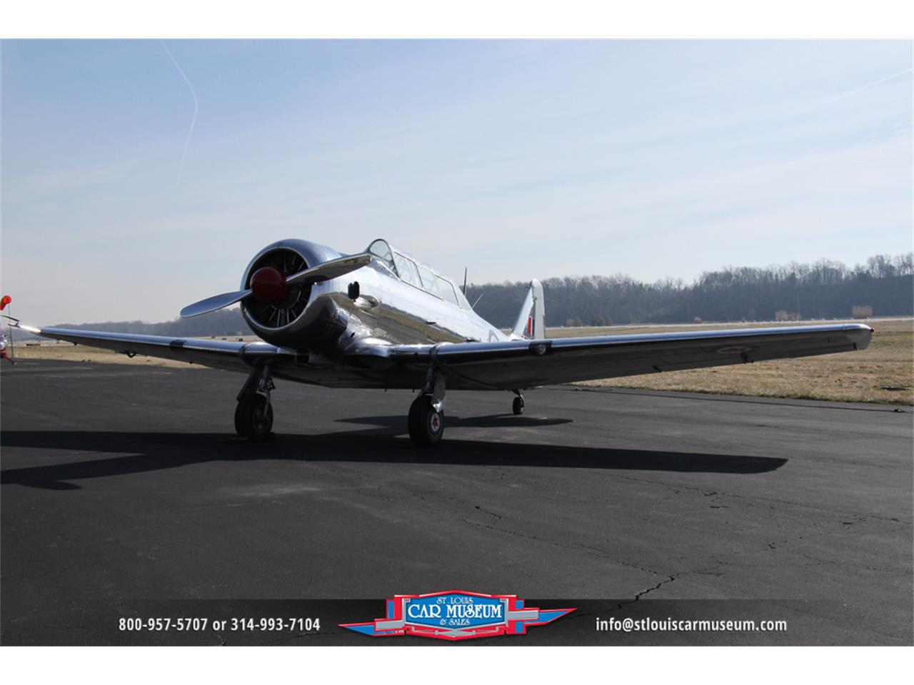 Large Picture of 1954 Aircraft located in St. Louis Missouri - $199,900.00 Offered by St. Louis Car Museum - E6XF