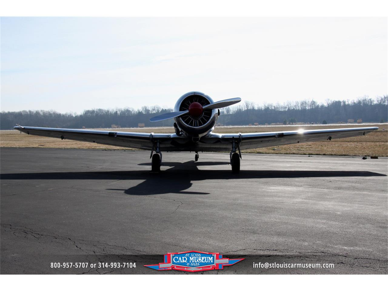 Large Picture of 1954 Unspecified Aircraft Offered by St. Louis Car Museum - E6XF